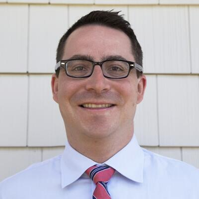 Ethan Sluter Director of Finance New England Construction
