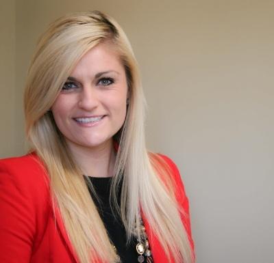 Amy Grenga HR Director New England Construction