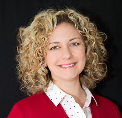 Kim Sluter Director of Business Development