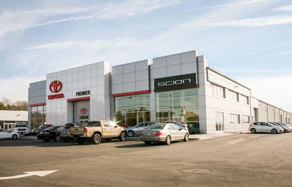 Premier Toyota & Scion 2