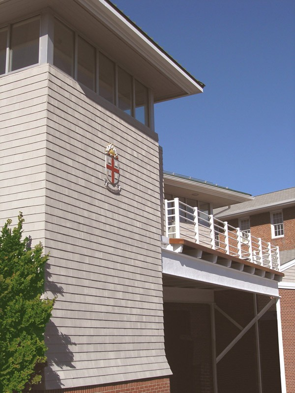 Brown University - Hunter S. Marston Boathouse 2