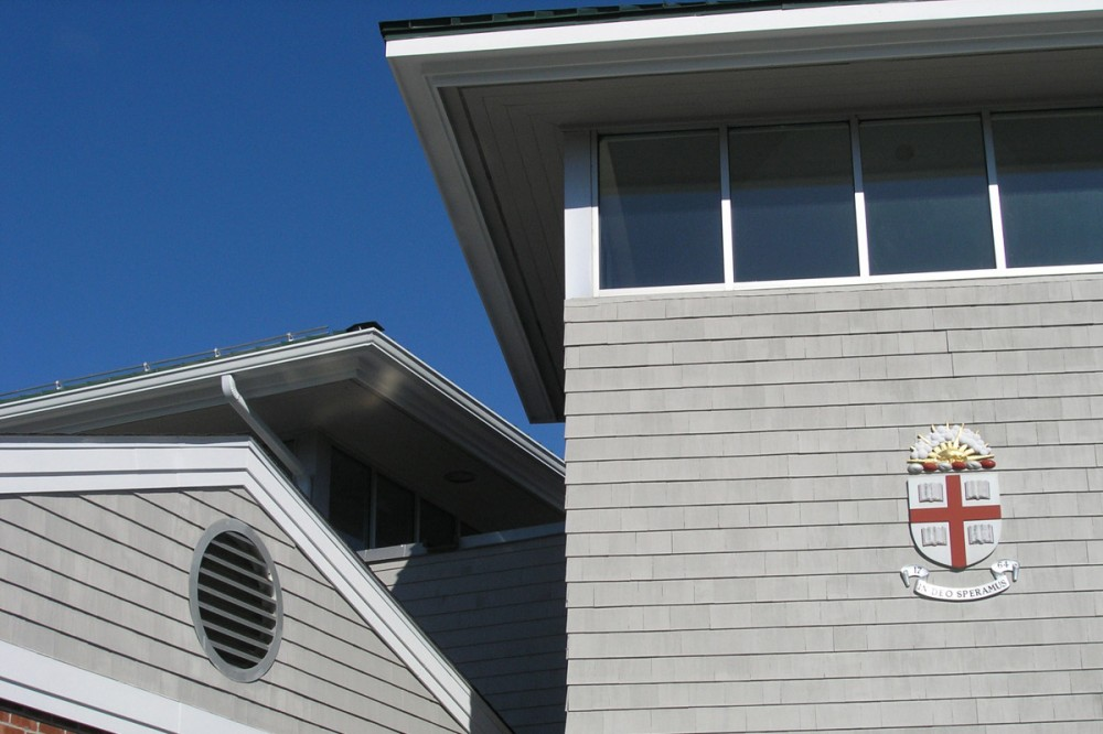 Brown University - Hunter S. Marston Boathouse 3