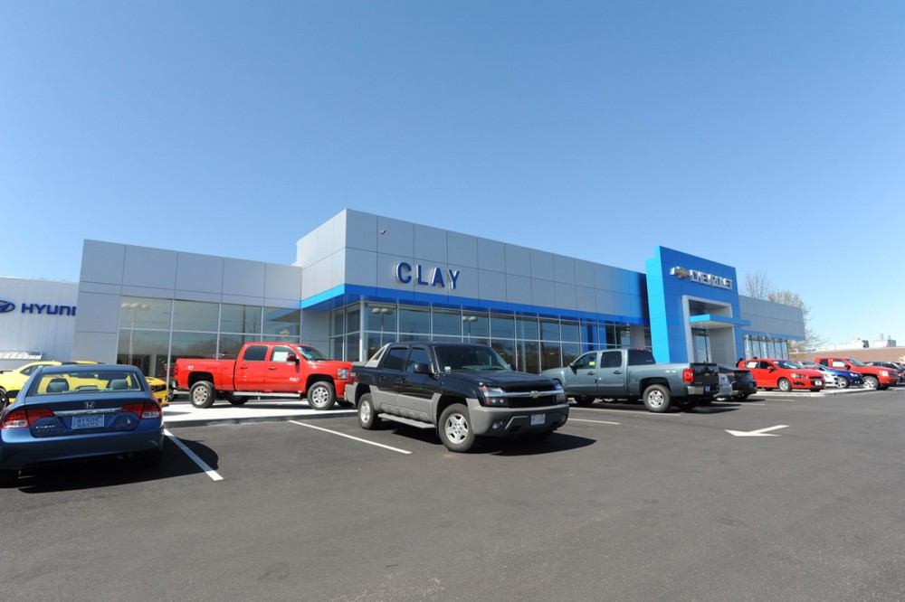 Clay Family Dealerships 2