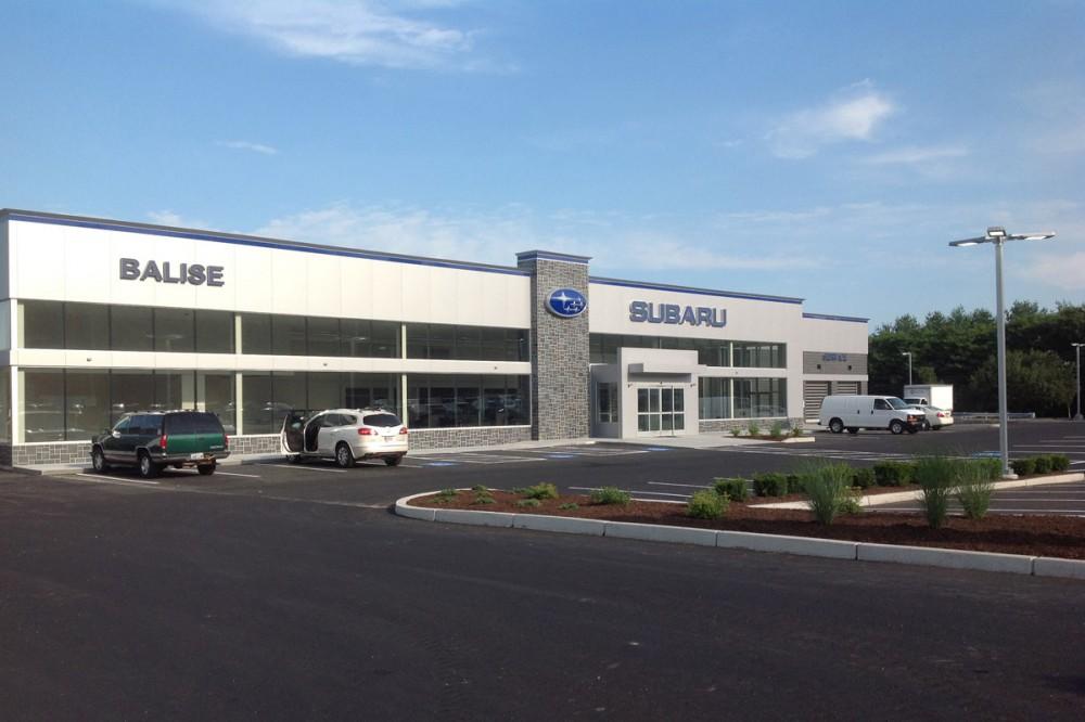 Balise Automotive Group 5