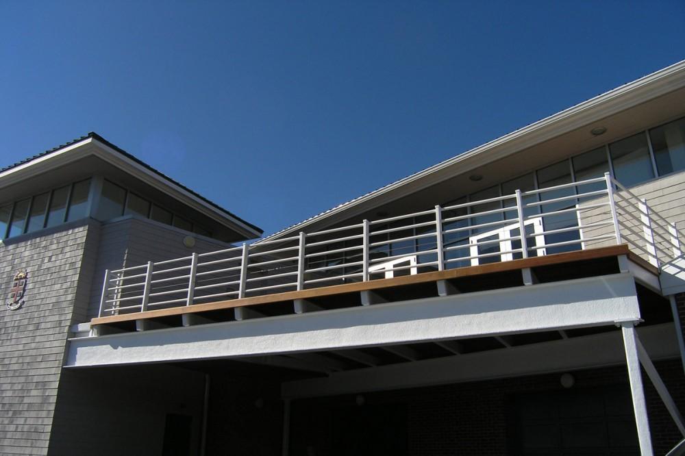 Brown University - Hunter S. Marston Boathouse 1